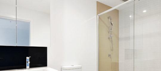 armoire de toilette miroir